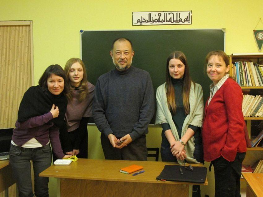 Дополнительное образование Восточный институт СПб