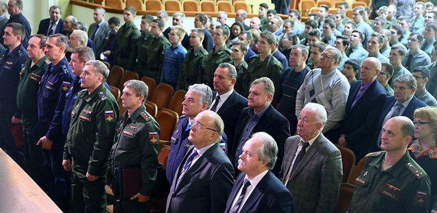 Факультет военного обучения МГУ