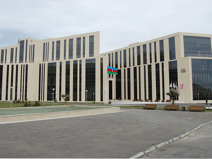 Филиал МГУ в Баку