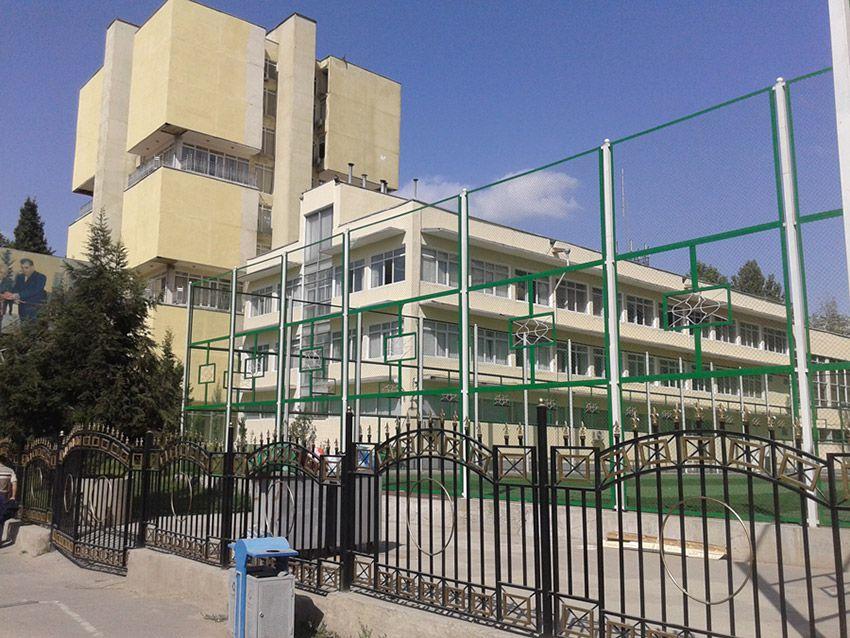 Филиал МГУ в Душанбе