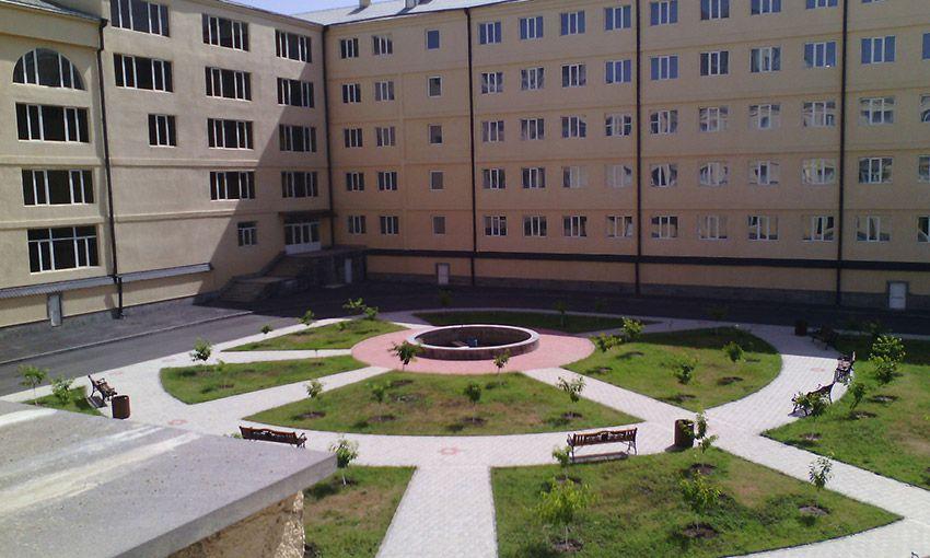 Филиал МГУ в Ереване