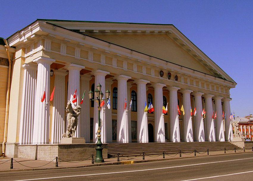 Горный университет в Санкт-Петербурге