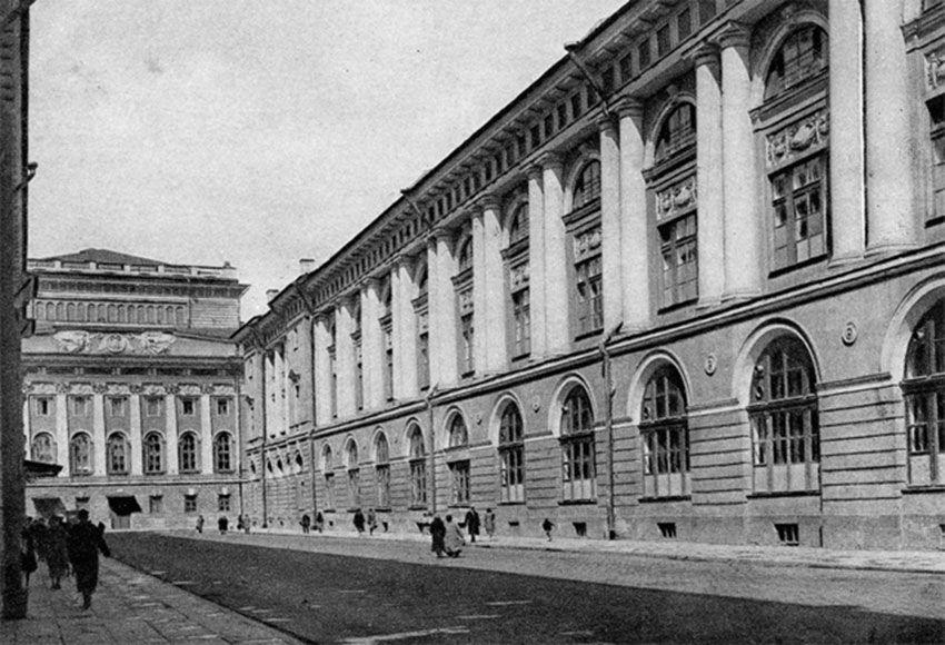 История Академии Вагановой в Санкт-Петербурге