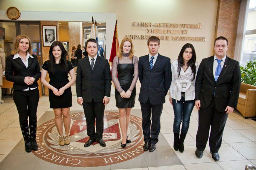 Как поступить в Санкт Петербургский Университет технологий управления и экономики