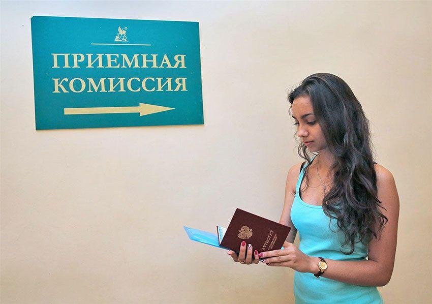 Какие документы нужно подать в университет управления и экономики в Санкт - Петербурге