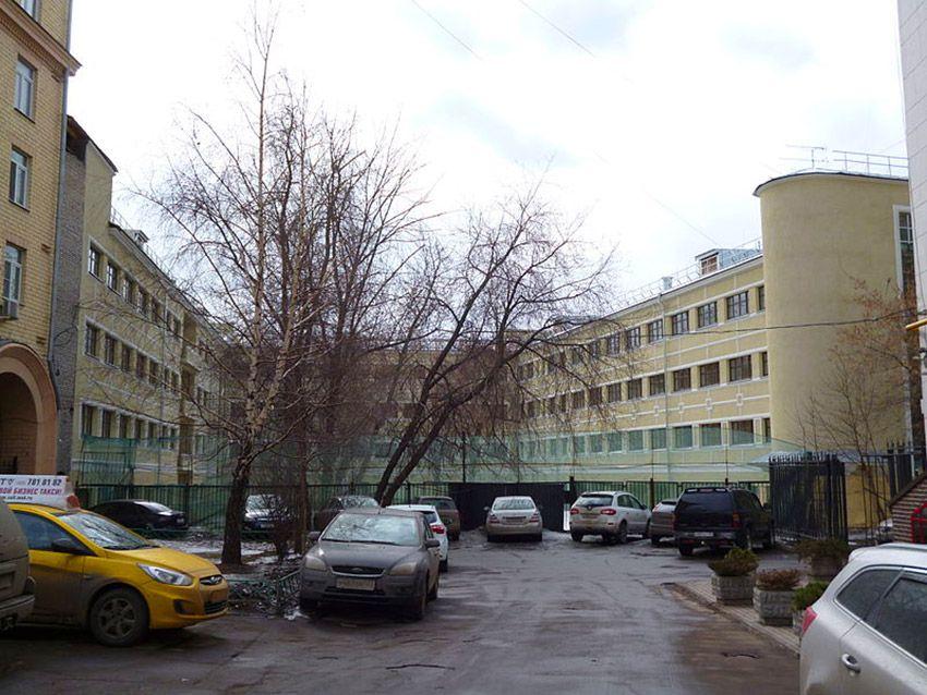 Общежитие МАИ