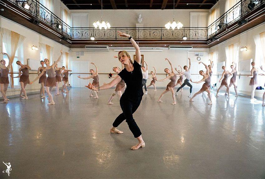 Обучение балету в Санкт-Петербурге