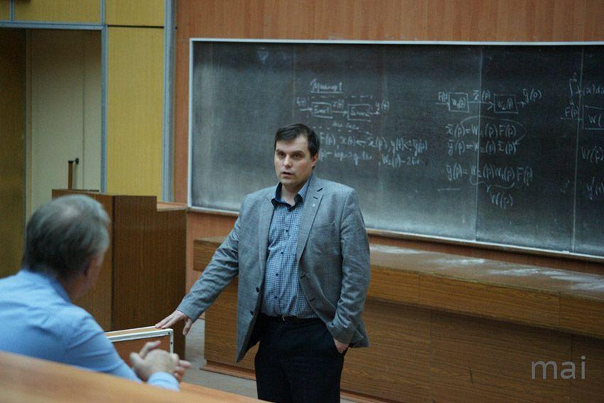 Прикладная математика и физика МАИ