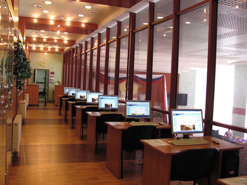 Университет технологий управления и экономики библиотека