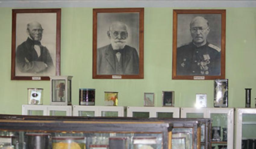 Кафедра анатомии в РязГМУ