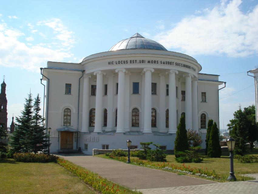 Анатомический музей в Казани - КГМУ