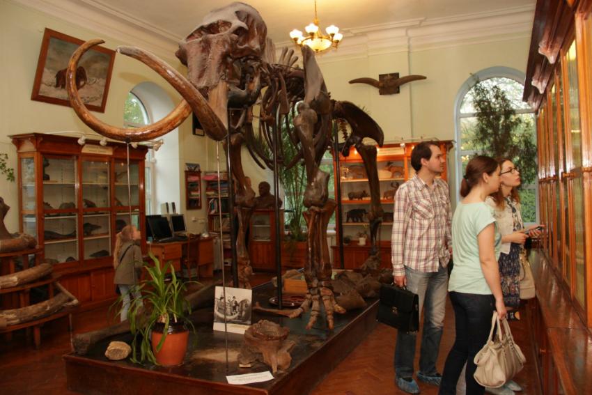 Факультет биологии в Томском государственном университете