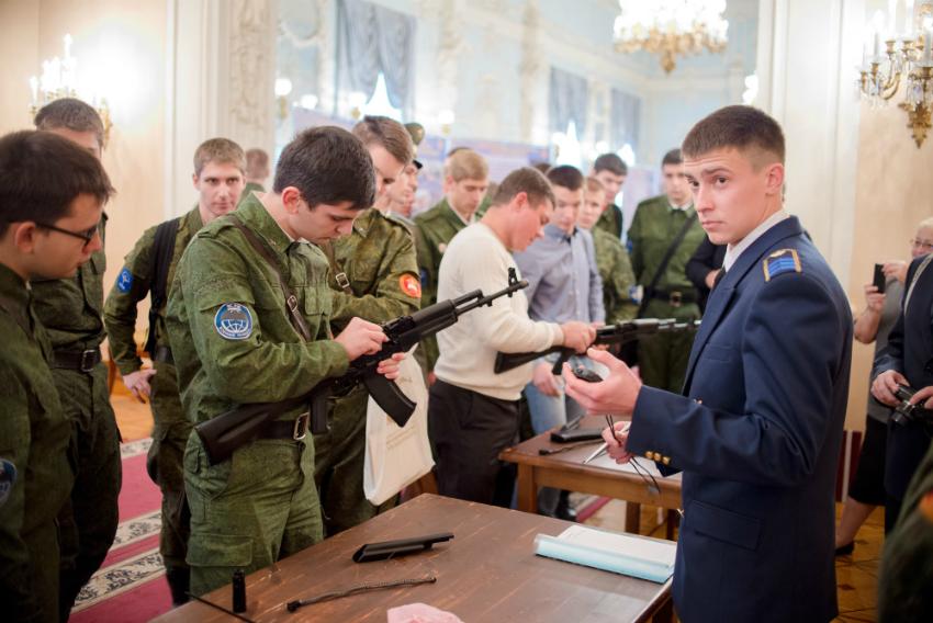 Военная кафедра в ТГУ