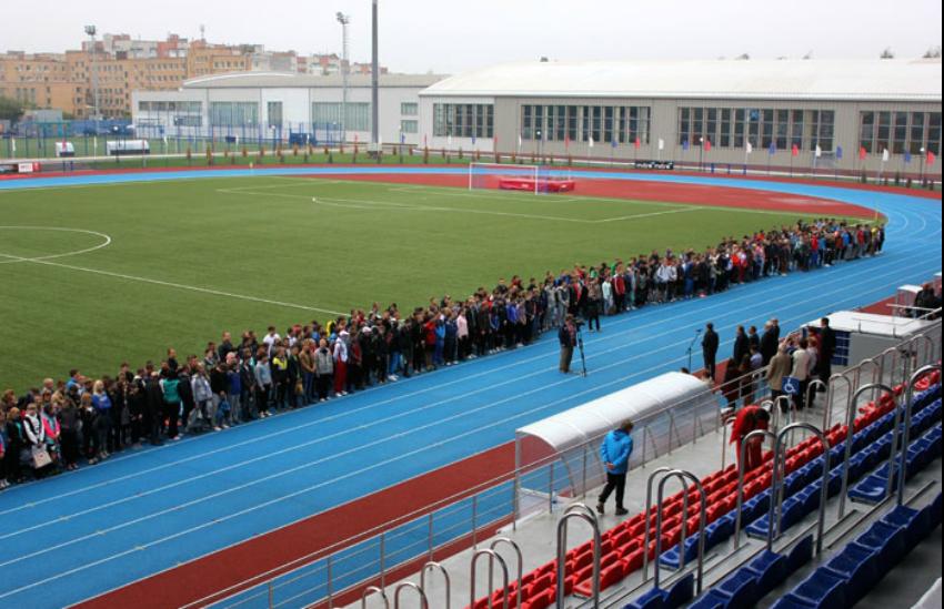 Факультет физкультуры СГАФКСТ - бассейн