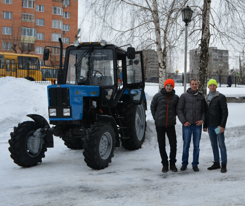 Инженеры РГАТУ