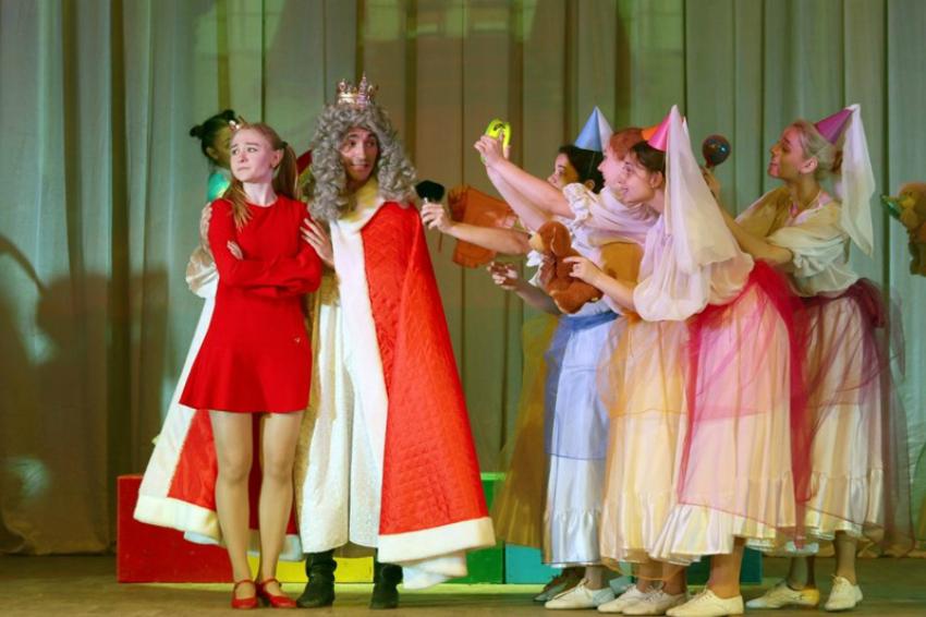 Театральное искусство в КГИК