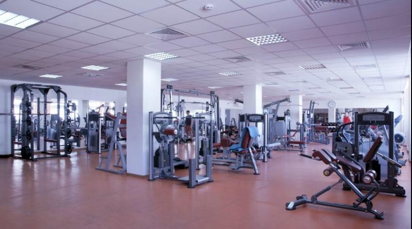 Тренажерный зал в СГАФКСТ