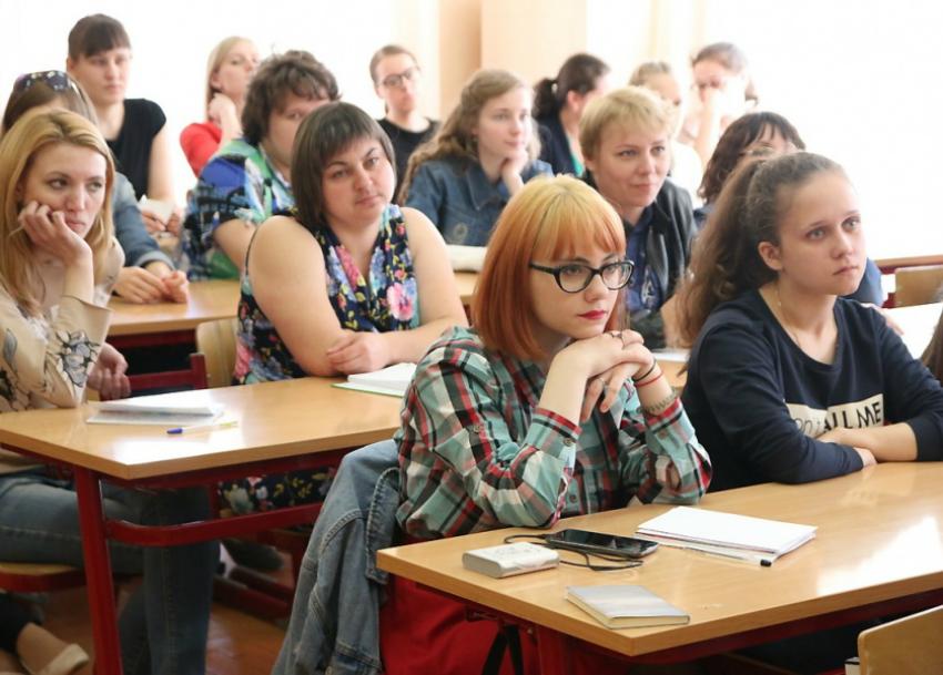 Факультет филологии ТГПУ