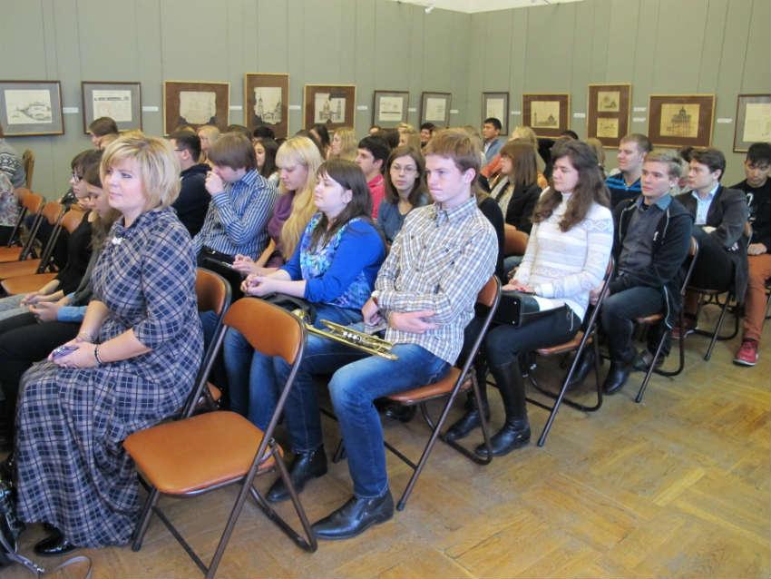 Факультет истории в Рязанском государственном университете имени Есенина - РГУ