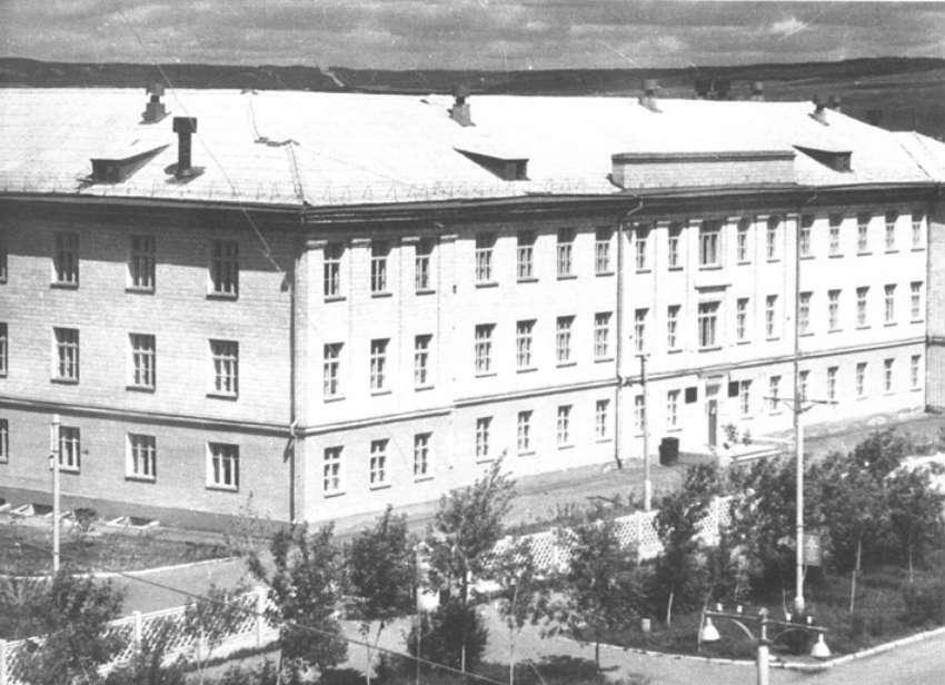 История АГНИ в Альметьевске