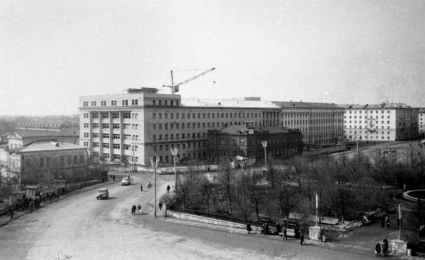 История Вятского государственного университета