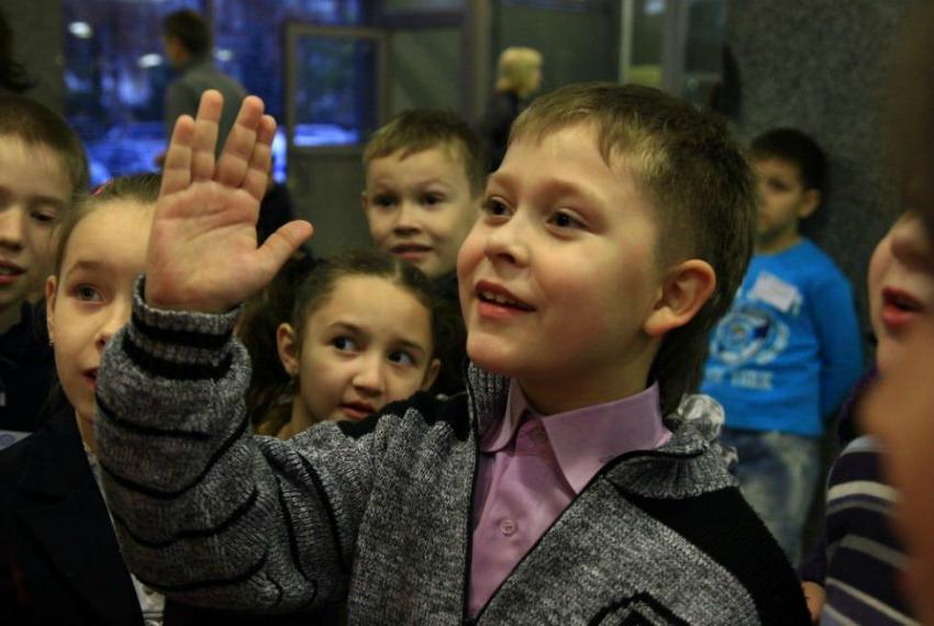 детский казанский университет