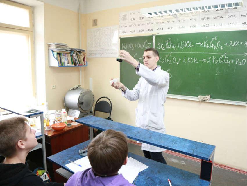 Довузовская подготовка в ВолгГТУ