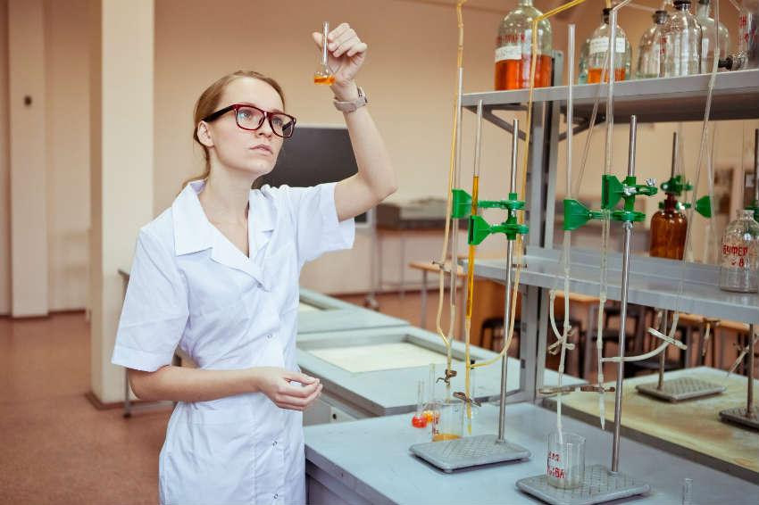 Факультет химии в КНИТУ