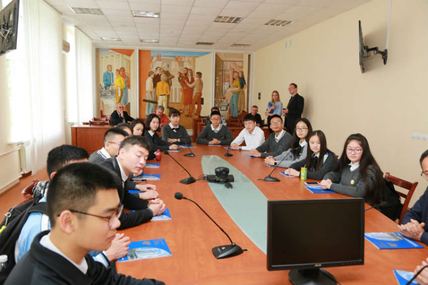 Иностранные студенты ВолгГТУ