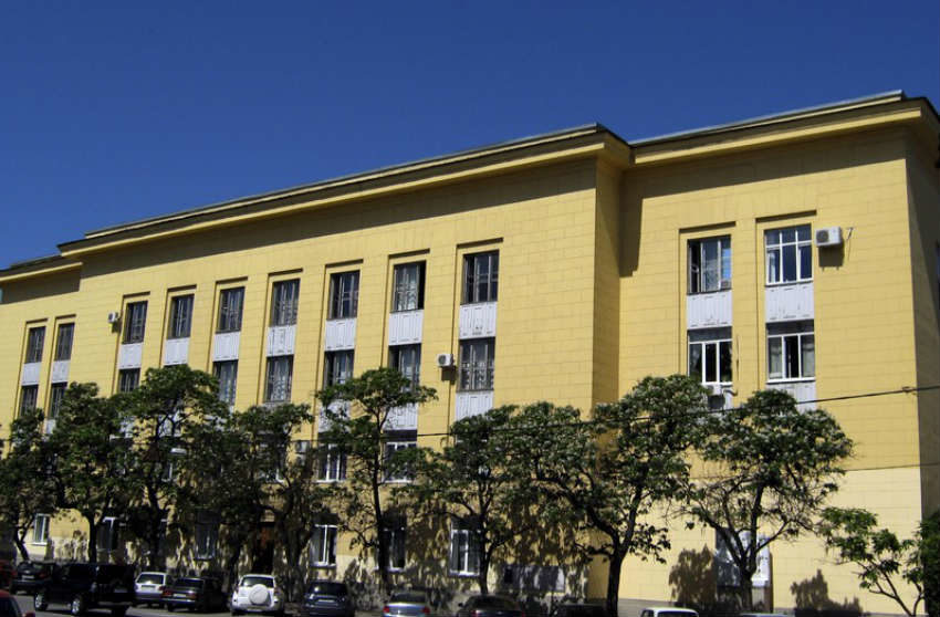 Волгоградская консерватория имени Серебрякова