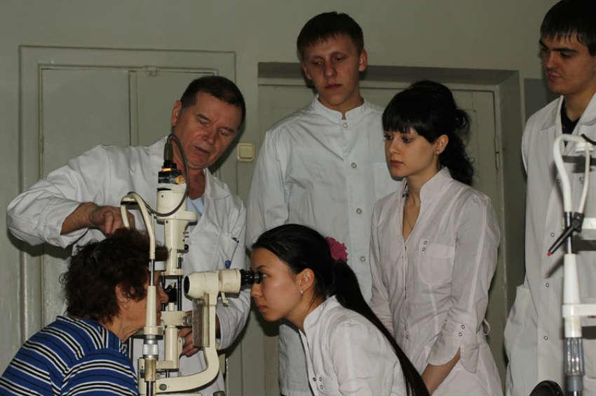 Лечебный факультет ТГМУ