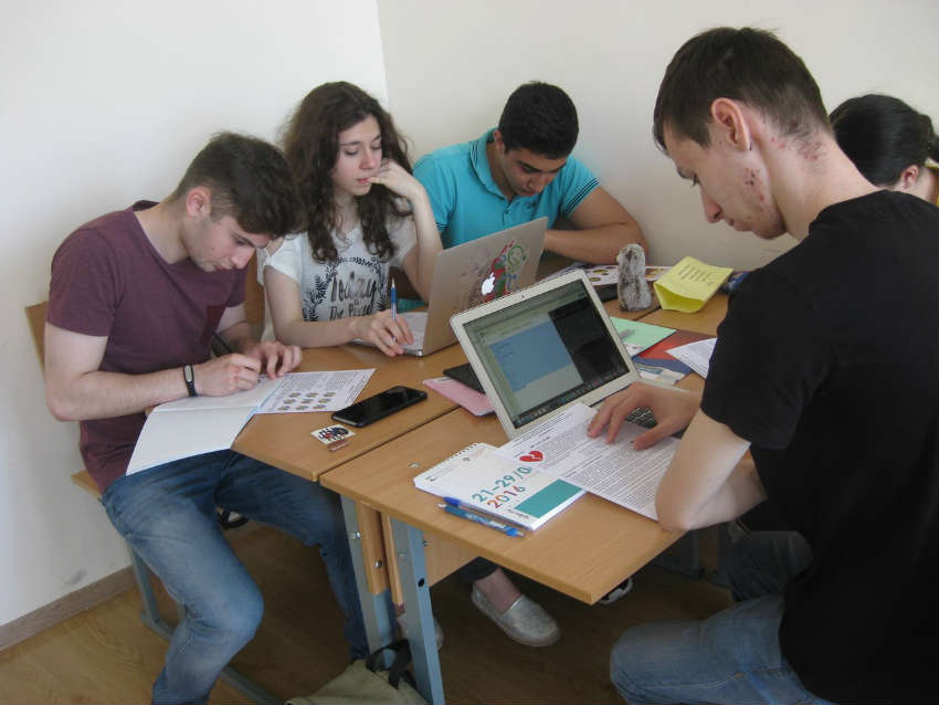 Факультет математики СОГУ