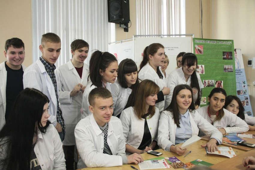 Факультет ОЗ ТГМУ