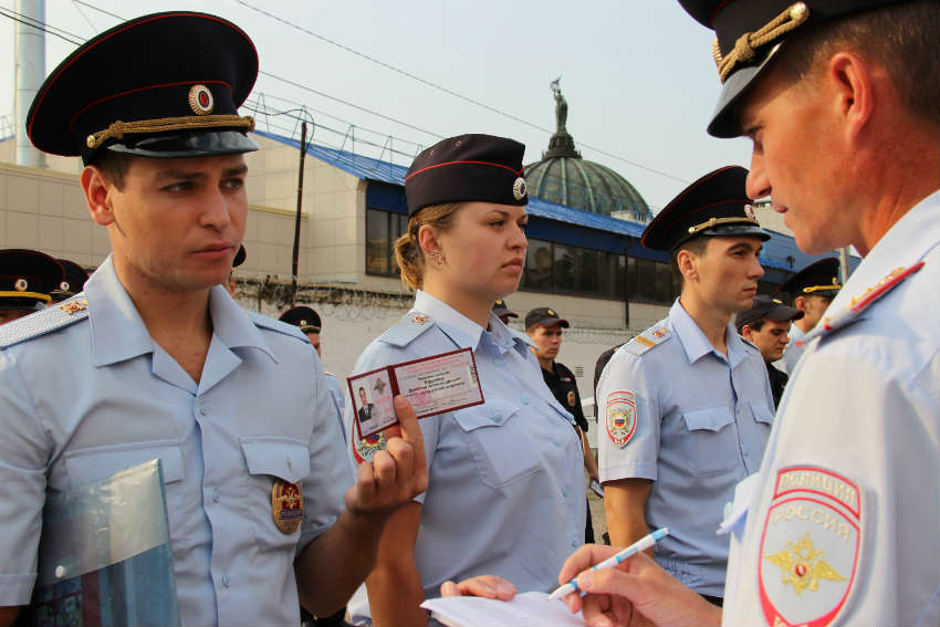 Факультет переподготовки ВА МВД России