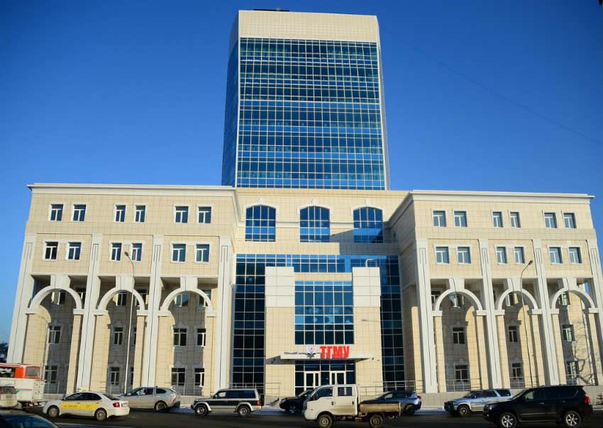 Университет ТГМУ во Владивостоке