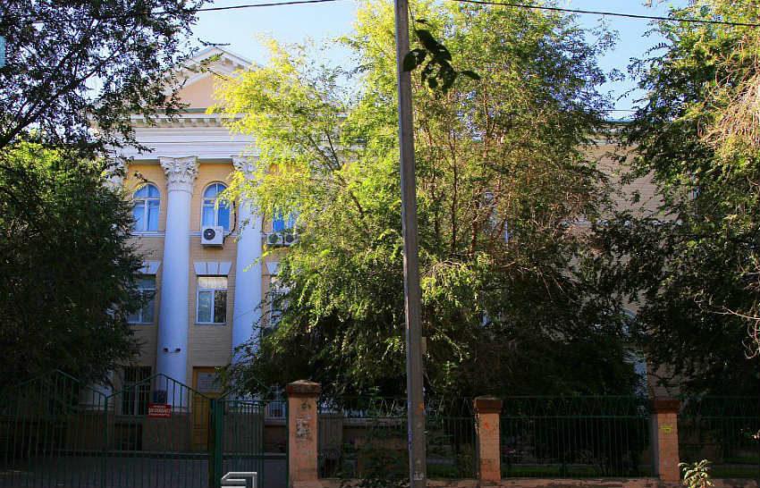 ВГИИК в Волгограде