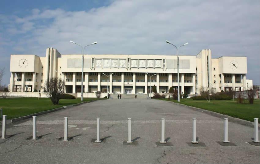 ВолГу в Волгограде
