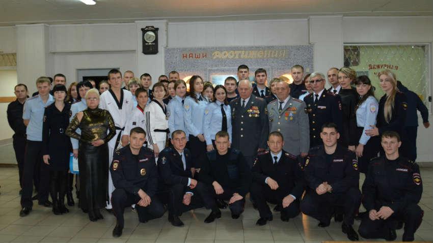 Факультеты ДВЮИ во Владивостоке