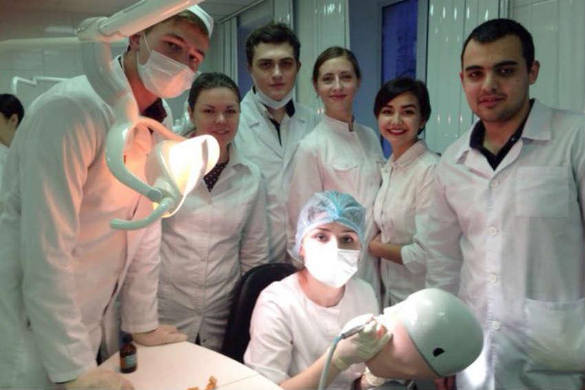 стоматология в СОГУ