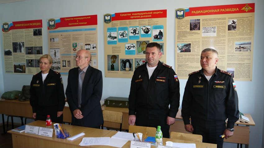 военный центр ТГМУ во Владивостоке