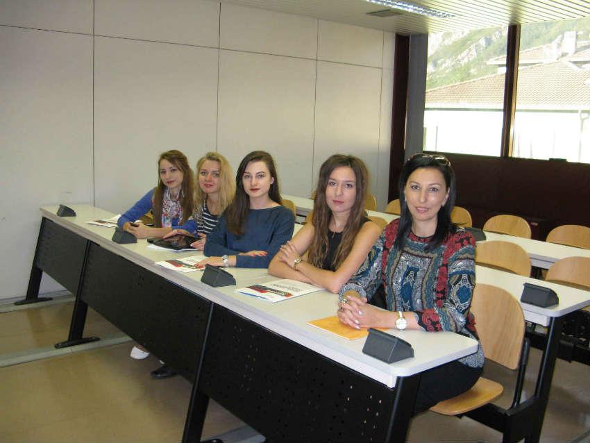 Факультет экономики СКФУ в Ставрополе