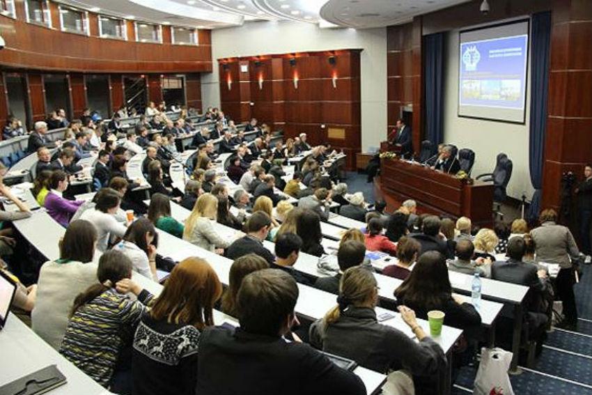 Факультет международных отношений в МГИМО МИД России