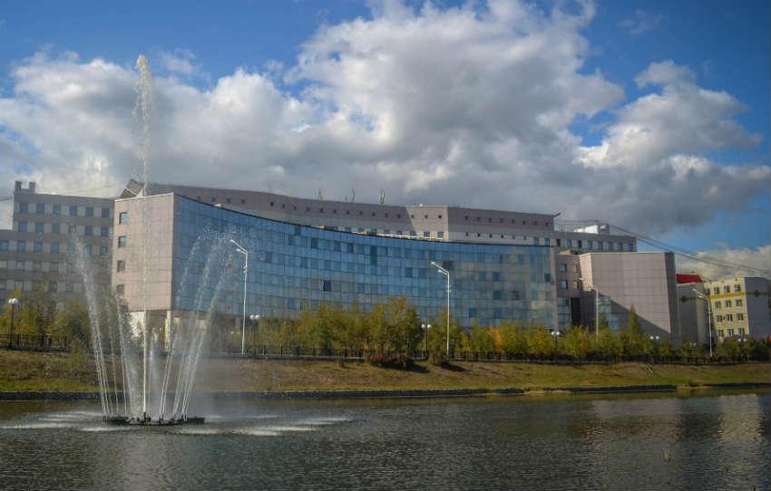 СВФУ им. М.К. Аммосова - Северо-Восточный федеральный университет