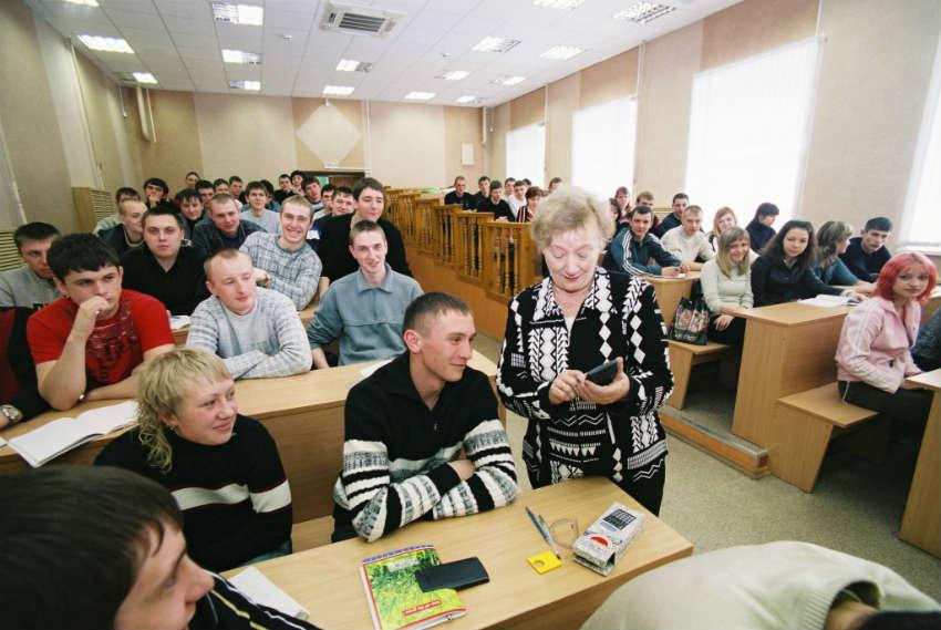 Электромеханический факультет в УрГУПС