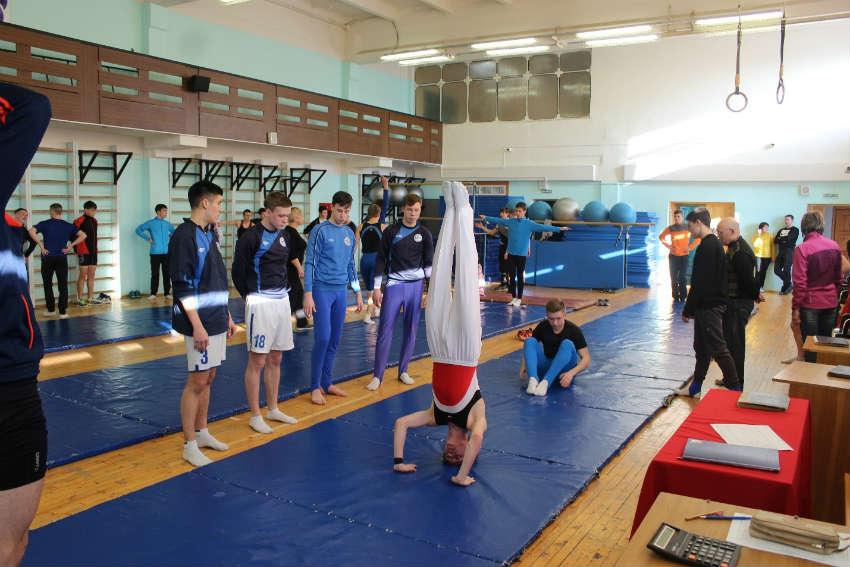 Факультет физической культуры УдГУ