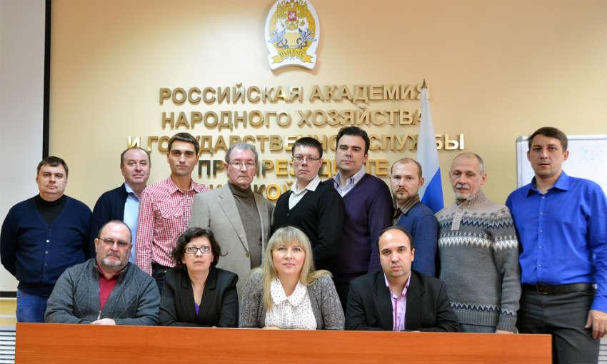 ГМУ в РАНХиГС - город Тамбов