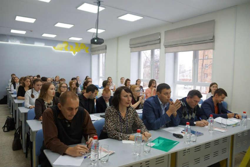 Факультет Удмуртской филологии в УдГУ в Ижевске