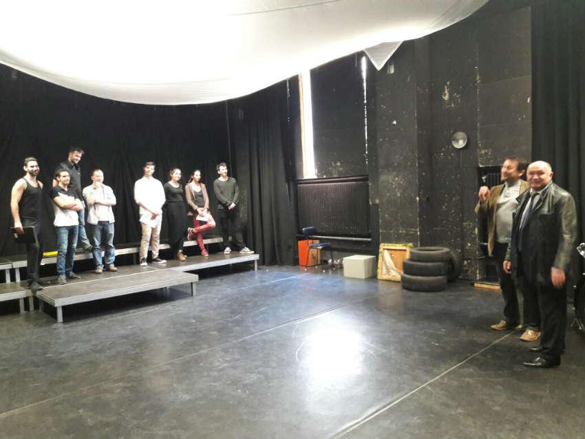 Факультет хореографического искусства в КазГИК