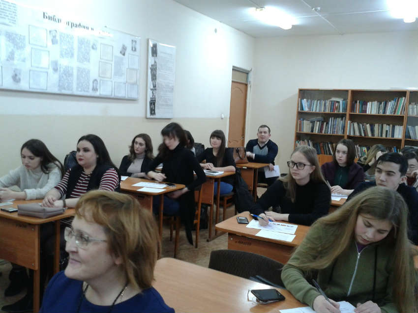Факультеты КазГИК