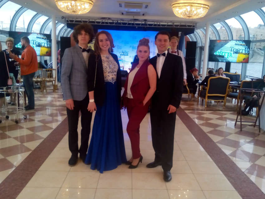 Театральный факультет КазГИК в Казани